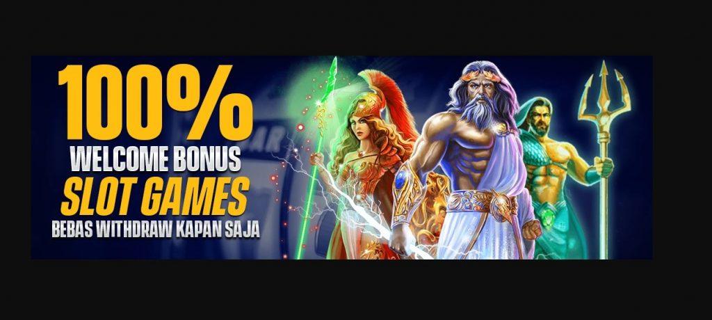 Situs Judi Slot Bonus 100% New Member